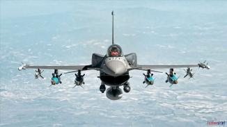 Rejim pilotlarının Türk  F-16 fobisi !