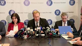 Romanya Sağlık Bakanı Costache, istiafa ederek görevinden ayrıldı