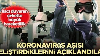 Rusya'dan sevindiren haber; Koronavirüsü için aşı geliştirdik!