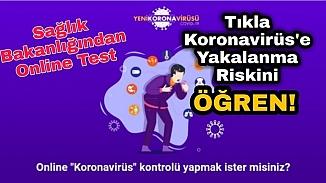 Sağlık Bakanlığı kanalıyla online koronavirüsü sorgulama işlemlerini başladı