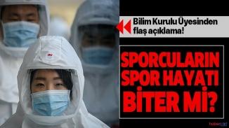 Sporcular korona virüs tedavisi sonrasında spor hayatına devam edebilir mi?