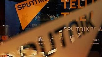Sputnik medya kuruluşunda flaş gelişme!