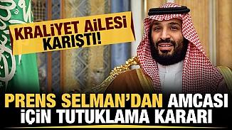 Suudi Veliaht Prensi, Ailesi'den üç üyeyi vatana ihanetten tutuklattı