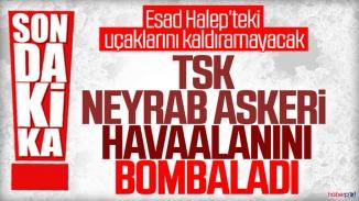 TSK Bahar Kalkanı Kapsamında Rejim Güçlerini Vuruyor
