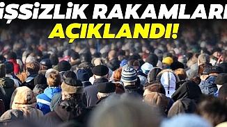 Türkiye'de işsizlik 2019 yılında 932 bin kişi daha artarak rekor kırdı!