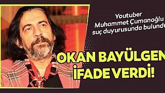 Youtuber ile davalık olan Okan Bayülgen ifadeye çağrıldı