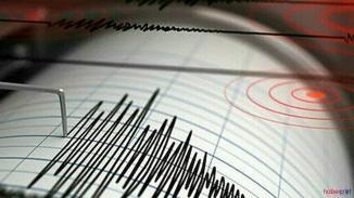 Yunanistan'daki 5,7'lik deprem korkuttu
