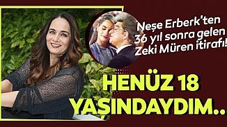 Zeki Müren ile dans eden Neşe Erberk'ten 36 yıl sonra gelen itiraf