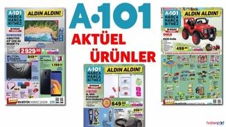 A101 Aktüel İndirimli Ürünler Kataloğu yayınlandı 23 Nisan 2020