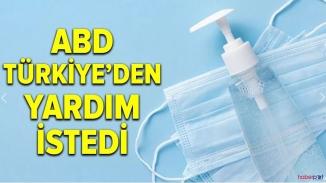 ABD Türkiye'den maske ve ceset torbası talep etti!