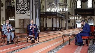 AK Partili Başkanın cami programına sosyal medyadan büyük eleştiri