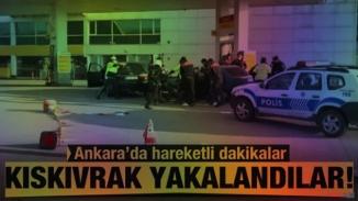 Ankara'da 20 kilometrelik kovalamaca 10 bin TL ceza ile bitti!