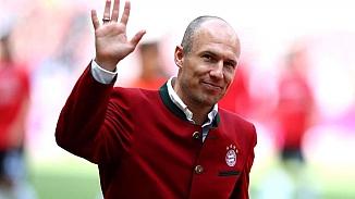 Arjen Roben '' Futbola dönmek istiyorum''