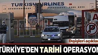 Bakanlık açıkladı! 40 binden fazla Türk vatandaşın yurda dönüşü gerçekleştirildi