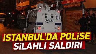 Beyoğlu'nda alkollü şahıs polislere ateş açtı! 2 polis yaralandı