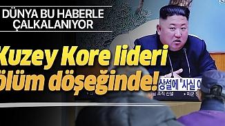 Bu iddia dünyayı sarstı! Kuzey Kore lideri Kim Jong-un ölüm döşeğinde