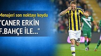 Caner Erkin'in menajerinden Fenerbahçe ve transfer açıklaması