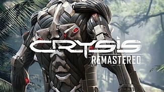 Crytek'in yeni oyunu Crysis Remastered resmileşti