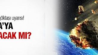 Dünya'nın sonumu geliyor? Göktaşı Dünya'ya çarpacak mı?