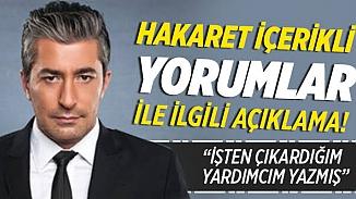 Erkan Petekkaya'dan Ekrem İmamoğlu paylaşımı ile ilgili açıklama!