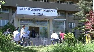 Eskişehir'de Kovid-19 testi pozitif çıkan hasta otoparktan kaçtı