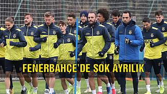 Fenerbahçe de şok bir ayrılık daha