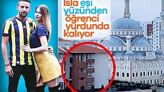 Fenerbahçeli Mauricio Isla, eşi ve kızıyla karantinada