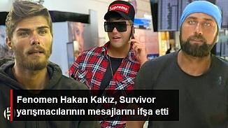 Hakan Kakız Survivor Yasin'in 5 yıl önceki mesajlarını ifşa etti
