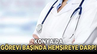 İki kardeş koronavirüs hastalarını tedaviye alan sağlık çalışanını darp etti!