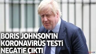 İngiltere başkanı Boris Johnson korona'yı yendi