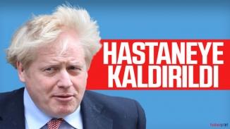İngiltere diken üstünde!  Başbakan Boris Johnson, koronavirüs semptomları nedeniyle hastaneye kaldırıldı