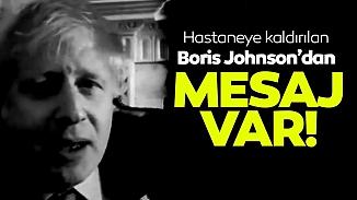 İngiltere Başbakanı Johnson'dan sağlık durumundaki son gelişmeler!