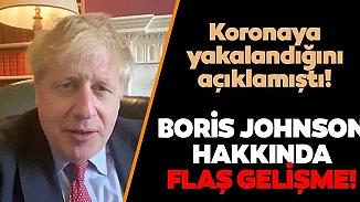 İngiltere Başbakanı Johnson'ın karantina süreci uzatılıyor!