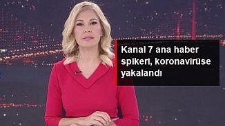 Kanal 7 ana haber spikeri koronavirüse yakalandı; İnstagram'dan duyurdu