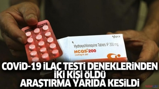 Korona'ya karşı test edilen sıtma ilacı denekleri öldürdü!