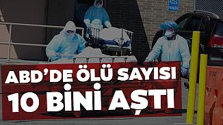 Koronavirüs ölümleri giderek artıyor! ABD'de salgının merkezi New York