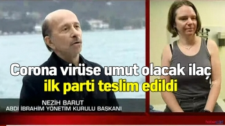 Türkiye'de Kovid 19'a karşı en etkili ilaç kullanılmaya başlandı