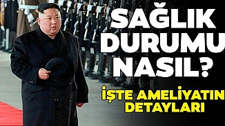 Kuzey Kore Lideri Kim Jong-Un'un sır gibi saklanan ameliyatında son durum