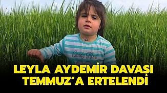 Leyla Aydemir davasında karar çıkmadı! 3 Temmuz'a ertelendi