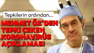 Ünlü cerrah Mehmet Öz'den gelen tepkiler üzerine geri adım geldi