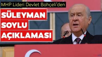 MHP Lideri Devlet Bahçeli:'istifanın kabul edilmemesinden memnunuz'