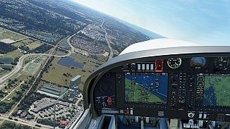 Microsoft Flight Simulator görüntüleri hayranlık yarattı