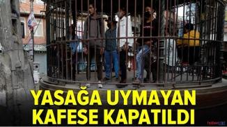 Nepal'de sokağa çıkma yasağına uymayanlara kafesli yöntem uygulanıyor!