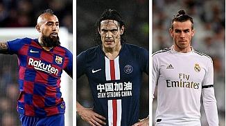 Newcastle United,üç süper yıldızın peşinde