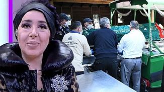 Nur Yerlitaş son yolculuğa uğurlandı; Sevenleri yalnız bırakmadı