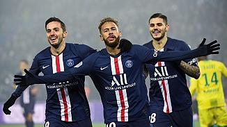 Paris Saint Germain Şampiyon ilan edildi