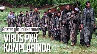 PKK'ya korona darbesi! 70 terörist korananın pençesinde