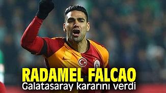 Radamel Falcao'dan Transfer haberlerine yanıt: git-mi-yo-rum