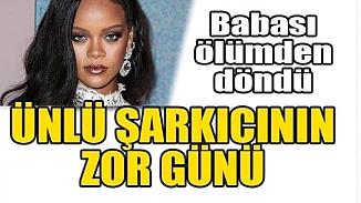 Rihanna'nın babası ölümden döndü; Koronavirüse yakalanan Ronald Fenty'nin zor anları!