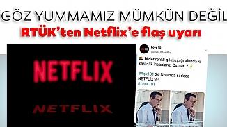RTÜK, Netflix'i 'Aşk 101' dizisi için uyardı! Gözümüz üzerinizde!